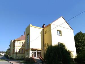 Budova mateřské školy v Sobotce